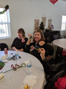 Silverwood Casitas Holiday Party 2019